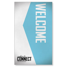 Place to Connect Welcome Banner