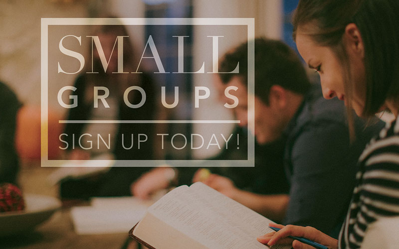 Small Group Sign Up Banner Church Banners Outreach
