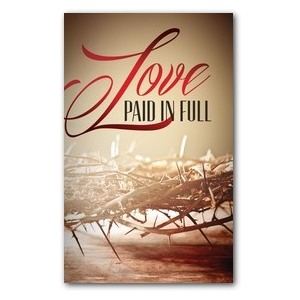Love Paid in Full WallBanners
