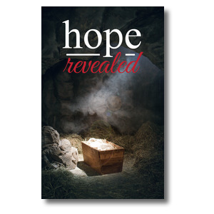 Hope Revealed Manger WallBanners