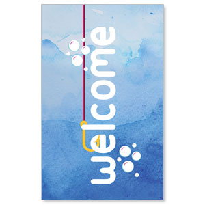 Ocean Buddies Welcome Banners