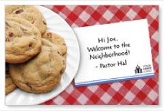 WelcomeOne Cookies New Mover Card
