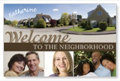 WelcomeOne Neighborhood New Mover Outreach Program