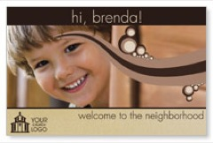 WelcomeOne Boy New Mover Card