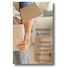 WelcomeOne Moving is Hard New Mover Card