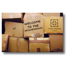 WelcomeOne Stacked Boxes New Mover Card