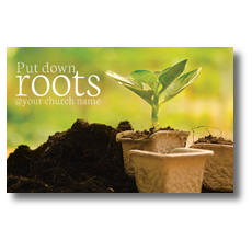 WelcomeOne Put Down Roots New Mover Card