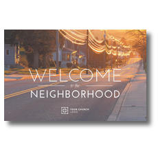 WelcomeOne Neighborhood Street New Mover Card
