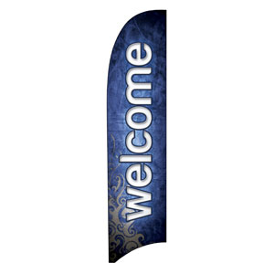 Adornment Welcome Flag Banner Flag Banner