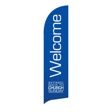 Back To Church Logo Banner