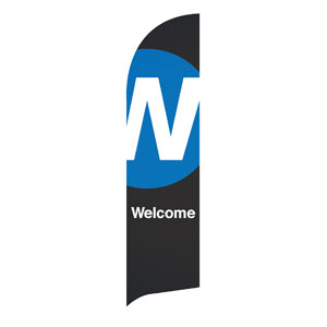 Metro Welcome Banners