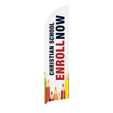 Enroll Pencils School Banner