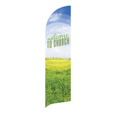 Season Welcome Field Banner