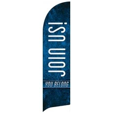 You Belong Join Us Banner