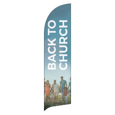 BTCS People Back to Church Banner