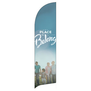 BTCS People Belong Logo Banners