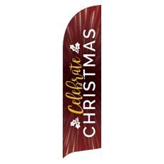 Celebrate Christmas Burst Banner