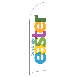 Color Bold Easter Banners