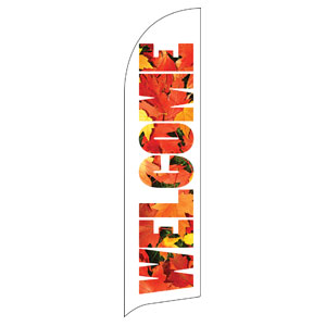 Fall Bold Leaves Banners