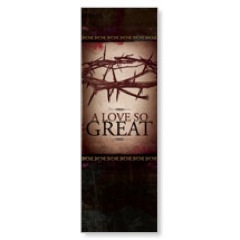 A Love So Great Banner