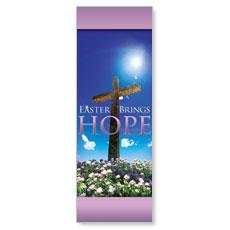 Hope Flowers Banner