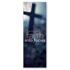 Faith into Focus Banner