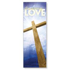 Amazing Love Banner