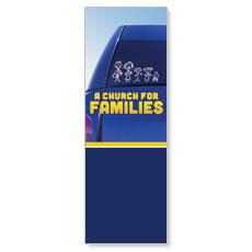 Church for Families Banner
