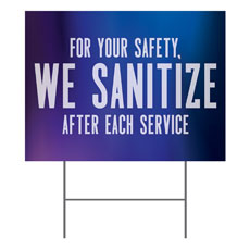 Aurora Lights We Sanitize